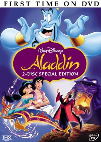 Aladdin [DVD] [1993] [Region 1] [US Import] [NTSC]