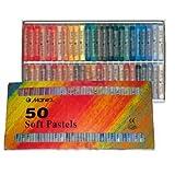 50 Stück Pastellkreide Marie's Set C Warm-