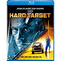 Hard Target [Blu-ray]