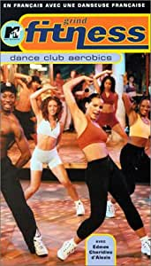 Grind fitness dance club aerobics [VHS]