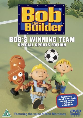 Bob The Builder - Bob's Winning Team [1999] [DVD]