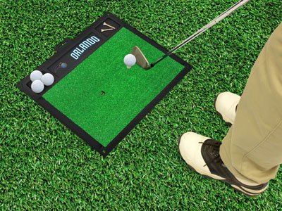 Fanmats 15450 Orlando Magic Golf Hitting Mat front-514066