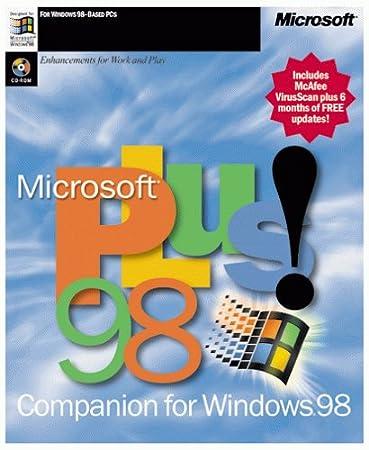 Microsoft Plus! 98