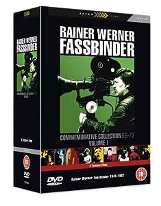 Rainer Werner Fassbinder Commemorative Collection Volume 1 - 1969-1972 [DVD]