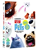 The Secret Life Of Pets (DVD + Digital Download) [2015] only �9.99 on Amazon