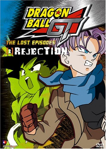 Dragon Ball Gt 2: Lost Episodes - Rejection [Reino Unido] [DVD]
