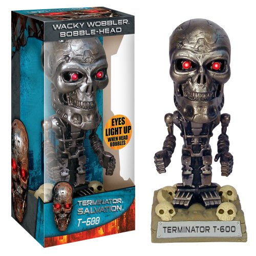 Picture of Funko Terminator Movie Wacky Wobbler Figure (B001L7Z75Y) (Funko Action Figures)