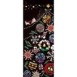 kenema 和雑貨 注染手ぬぐい 『イベント』 Ornament Tree 36×90cm
