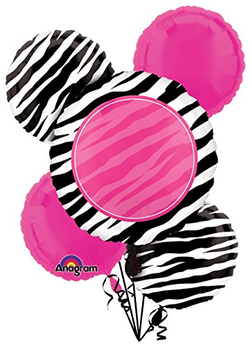 Zebra Party Balloon Banquet
