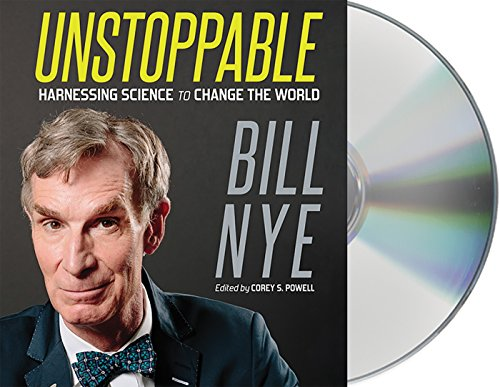 Book Cover: Unstoppable: Harnessing Science to Change the World