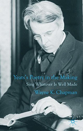 yeats essay blake This essay example has been submitted by a student we can customize it or even write a new one on this topic receive a customized one essay imitates sees the poem as a complex relationship of images, rhythms and sounds which, in conjunction, becomes a.