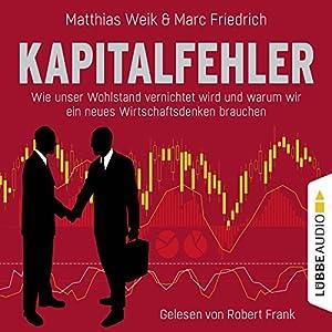 Kapitalfehler Hörbuch
