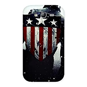 Premium Strong Sheild Back Case Cover for Galaxy Grand