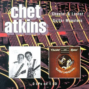 Chet Atkins & Les Paul - Chester & Lester/guitar Monsters - Zortam Music