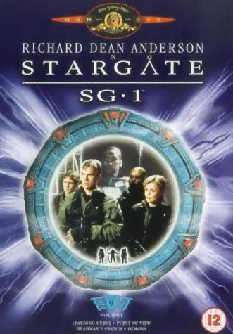 Stargate S.G -1: Season 3 (Vol. 9) [DVD] [1998]