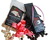 Fire Mountain Farm Hawaiian Macadamia Nut and Coffee Gift Bag - Small