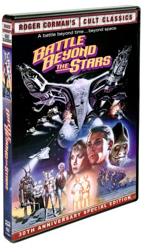 Battle Beyond the Stars [DVD] [1980] [Region 1] [US Import] [NTSC]