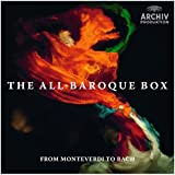 The All Baroque Box: From Monteverdi to Bach (50 CD Box Set - Limited Edition)