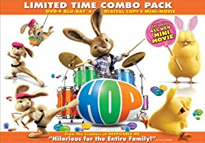 Hop (Limited Time Combo Pack (DVD + Blu-ray + Digital Copy + UltraViolet + Mini-Movie))