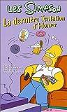 echange, troc Les Simpson : La Dernière tentation d'Homère [VHS]