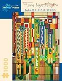 Frank Lloyd Wright Saguaro Glass: 1,000 Pieces