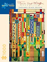 Frank Lloyd Wright Saguaro Glass: 1,000 Pieces