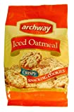 Archway Oatmeal Snacking Cookies - Iced, 16 oz