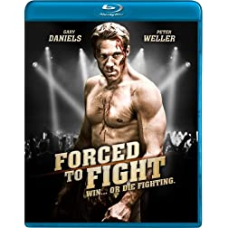 Forced to Fight [Blu-ray]