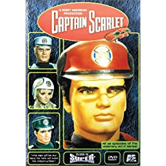 Captain Scarlet - The Complete Series by