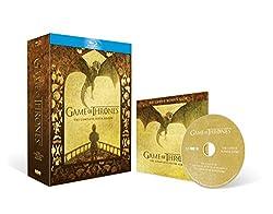 Game of Thrones - Season 5 (Includes Bonus Disc - Exclusive to Amazon.co.uk) [Blu-ray]