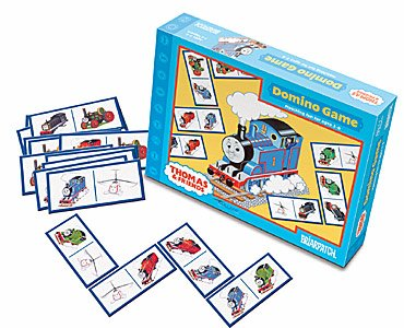 Thomas and Friends Domino Game