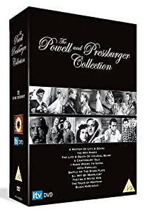 The Powell and Pressburger Collection (A Matter of Life and Death / the Red Shoes / the Life and Death of Colonel Blimp / a Canterbury Tale / I Know Where I'm Goi) [Region 2]