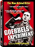 echange, troc Goebbels Experiment [Import USA Zone 1]