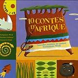 """Afficher """"contenu dans Les animaux qui voulaient vivre ensemble<br /> 10 contes d'Afrique"""""""