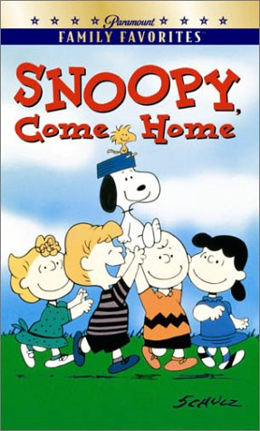 Snoopy Come Home ( BluRay )  Animation | Adventure | Comedy