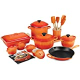 Le Creuset Flame 20-piece Cookware Set