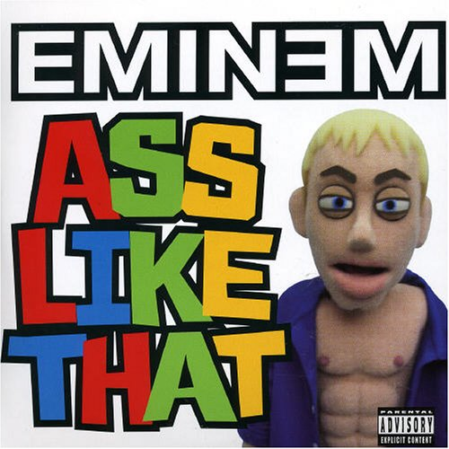 Eminem - Ass Like That (Single) - Zortam Music
