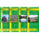Naturpark Soonwald-Nahe /Kirchberg (Hunsrück), Simmern (Hunsrück), Kirn, Binger Wald, Stromberg, Rheinböllen, Bad Kreuznach, Langenlohnsheim, Bad ... und Radwanderwegen und mit dem Soonwald-Steig