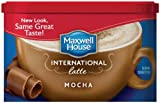 Maxwell House International Coffee Mocha Latte, 8.5-Ounce Cans (Pack of 6)