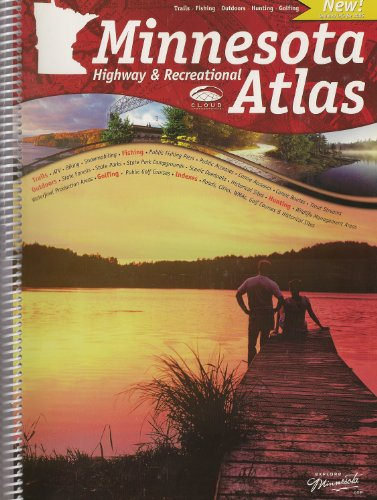 Minnesota Highway and Recreational Atlas