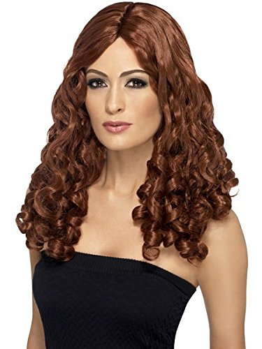 Film Star Wig, Curly - One Size
