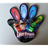 Shimmering Colors At Your Fingertips! LED Finger Lights 50 Pk(colors may vary)