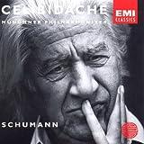 CELIBIDACHE / Münchner Philharmoniker - Schumann: Symphonies Nos. 3 & 4
