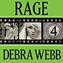 Rage: Faces of Evil, Book 4 Audiobook by Debra Webb Narrated by Carol Schneider