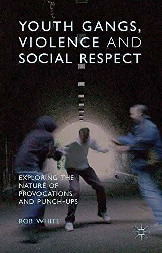 Youth Gangs, Violence and Social Respect: Exploring the Nature of Provocations and Punch-Ups