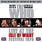 Live At The Isle Of Wight Festival 1970 [VINYL] The Who