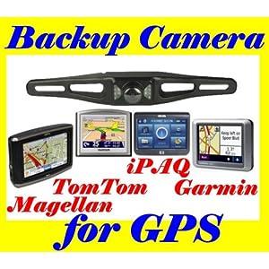 4ucam wireless backup camera for garmin magellan tomtom gps. Black Bedroom Furniture Sets. Home Design Ideas