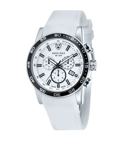 Swiss Eagle Reloj Field Blanco