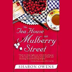 The Tea House on Mulberry Street Audiobook