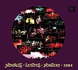 Letztes Konzert 1984 by Novalis (2011-05-03)